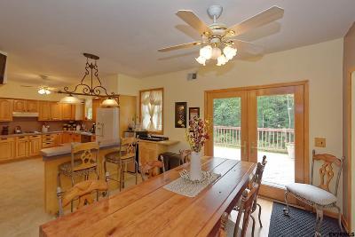 Single Family Home For Sale: 338 Oak Hill Rd