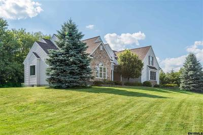 Rensselaer County Single Family Home For Sale: 345 Weatherwax Rd