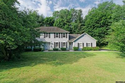 Schenectady County Single Family Home For Sale: 1024 Shannon Blvd