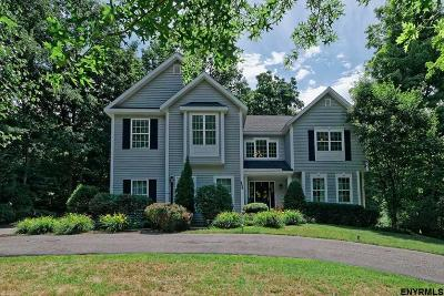 Wilton Single Family Home For Sale: 239 Northern Pines Rd