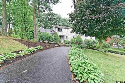 Schenectady County Single Family Home For Sale: 128 Denise Dr