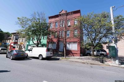 Albany Multi Family Home For Sale: 70 Central Av