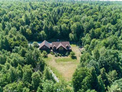 Galway, Galway Tov, Providence Single Family Home For Sale: 137 Hans Creek Rd