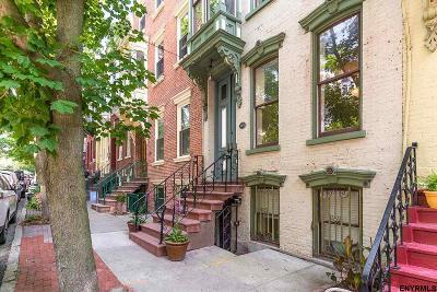 Albany Two Family Home For Sale: 279 1/2 Hudson Av