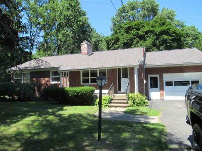 Albany Single Family Home For Sale: 4221 Consaul Rd
