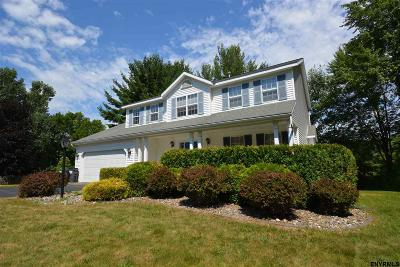 Saratoga County Single Family Home For Sale: 3 Brookview Ct