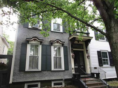 Schenectady Single Family Home For Sale: 16 North Church St