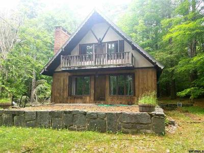 Greenfield, Corinth, Corinth Tov Single Family Home For Sale: 502 County Route 10