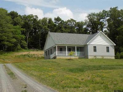 Rensselaer County Single Family Home For Sale: 2322 Brookview Rd