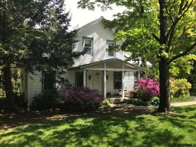 Ballston Spa Single Family Home For Sale: 98 Rowland St