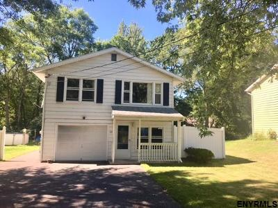 Colonie Single Family Home For Sale: 23 Arrow St