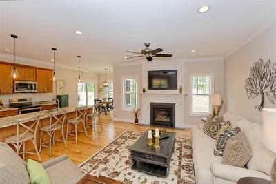 Single Family Home For Sale: Lot 19 Schuyler Hills Dr