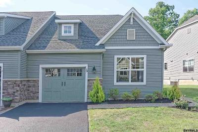 Halfmoon Single Family Home For Sale: 4b Winchester Pl