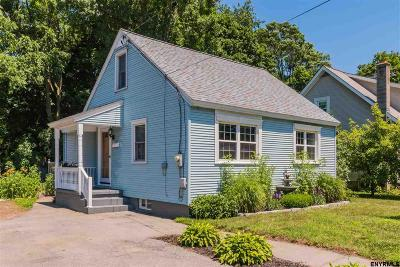 South Glens Falls Single Family Home For Sale: 12 Catherine St