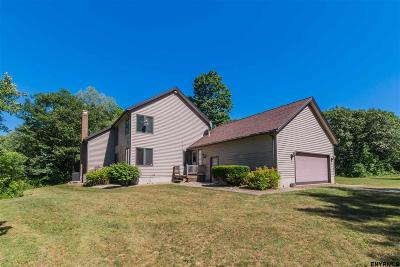 Schenectady County Single Family Home For Sale: 3954 Touareuna Rd