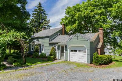 Saratoga County Single Family Home For Sale: 247 Scotch Bush Rd