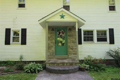 Wilton Single Family Home For Sale: 11 Nichols Rd