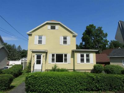Albany Single Family Home For Sale: 7 Wood Ter
