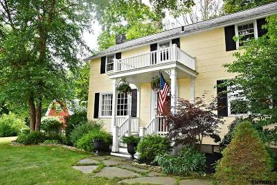 Columbia County Single Family Home For Sale: 3505 State Route 203