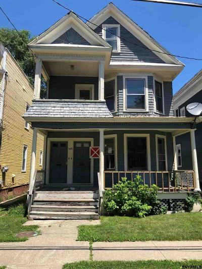 Albany NY Two Family Home For Sale: $84,900