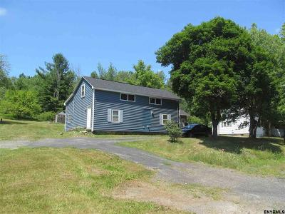 Single Family Home For Sale: 1465 Burden Lake Rd