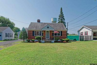 Cohoes Single Family Home For Sale: 64 Cross St