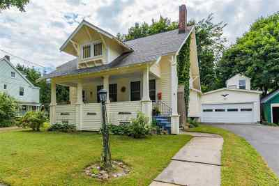 Gloversville Single Family Home For Sale: 15 Oxford Ter