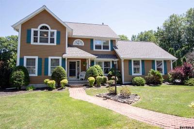 Clifton Park Single Family Home For Sale: 4 Georgia Ct