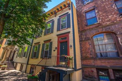 Albany Single Family Home Price Change: 336 State St