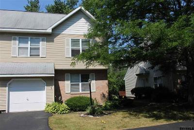 Niskayuna Single Family Home For Sale: 1413 Balltown Rd