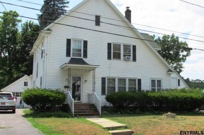 Canajoharie Single Family Home For Sale: 210 Moyer St