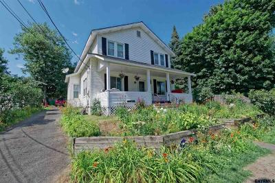 Colonie Single Family Home For Sale: 87 Park Av