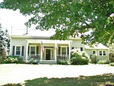 Rensselaer County Single Family Home For Sale: 94 Shaver Rd