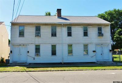 Watervliet Multi Family Home For Sale: 743 Broadway
