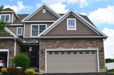Schenectady Single Family Home For Sale: 156 Fieldstone Dr