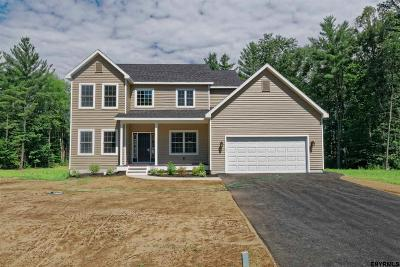Saratoga County Single Family Home For Sale: 8 Easton Ct