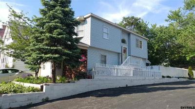 Schenectady Single Family Home For Sale: 1357 Pleasant St