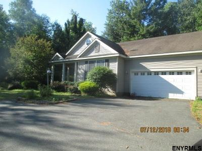 Saratoga County Single Family Home For Sale: 1a Temple Hills
