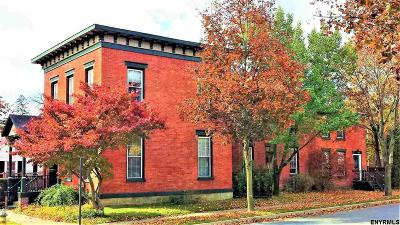 Saratoga County Rental For Rent: 47 West Harrison St