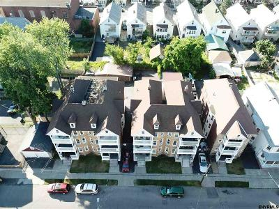 Schenectady Multi Family Home For Sale: 8-16 Swan St