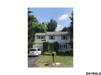 Schenectady County Rental For Rent: 2425 Monica Hgts