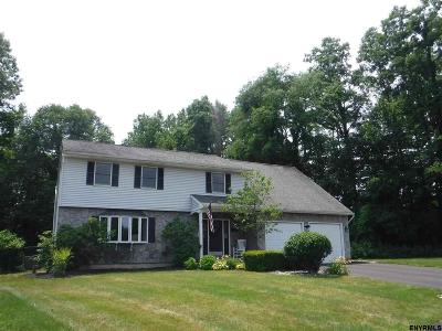 Colonie Single Family Home For Sale: 12 St Francis La