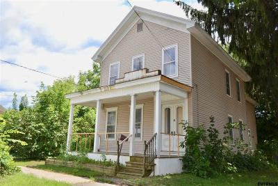 Johnstown Single Family Home For Sale: 4 Washington St