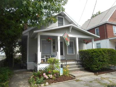 Schenectady Single Family Home For Sale: 23 Spruce St