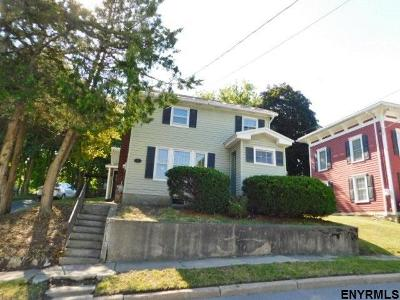 Fort Plain Single Family Home For Sale: 5 High St