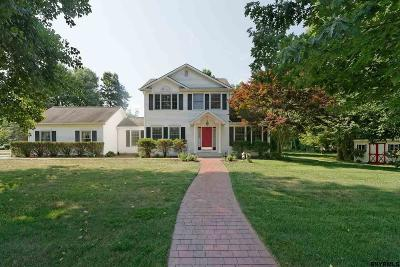 Saratoga County Single Family Home For Sale: 18 Cabot Way