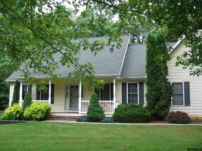 Saratoga County Rental For Rent: 62 Cobble Hill Dr