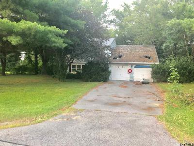 Saratoga County Single Family Home For Sale: 4 Applewood Dr