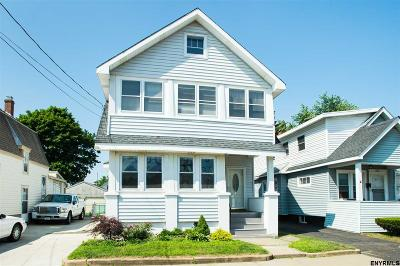 Schenectady Single Family Home For Sale: 1370 Santa Fe St