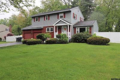 Saratoga County Rental For Rent: 21 Lexington Rd